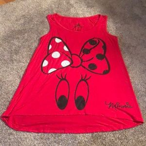 Tops - Minnie Mouse tank top